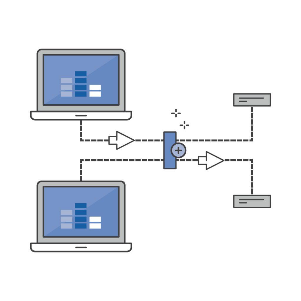 Signalmanagement - AV over IP - verzögerungsfreie Übertragung von Bild und Ton I AVsolutions