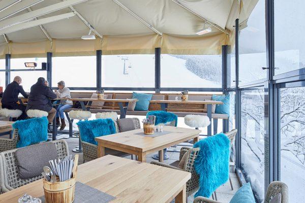 Beschallung - Hotel - Restaurant - Schneebar I AVsolutions