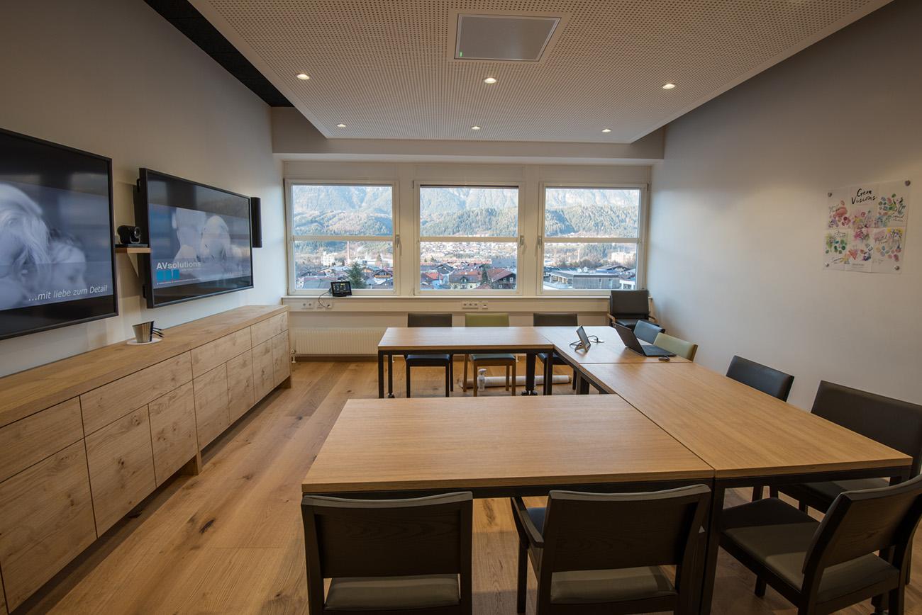 Meetingraum-Ausstattung