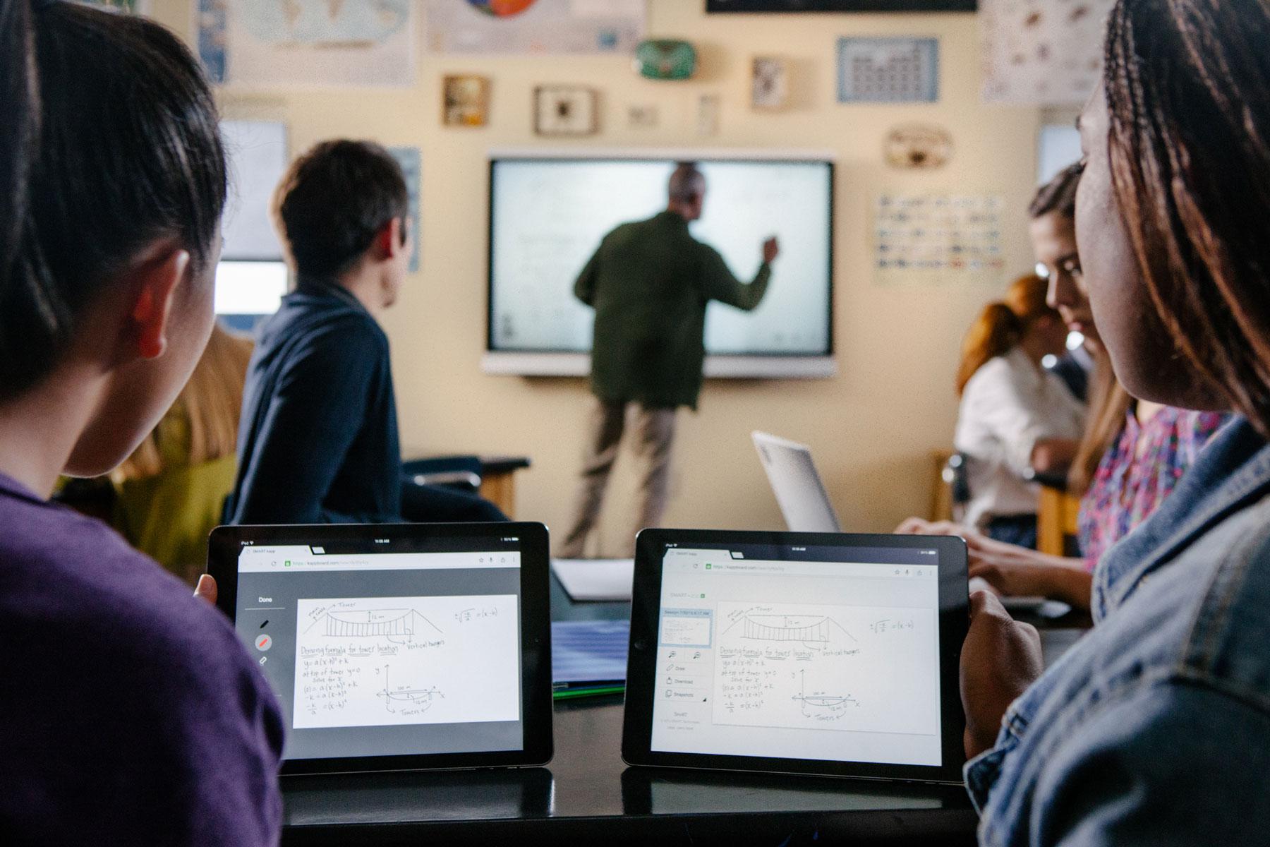 SMART Boards für Unternehmen & Bildungseinrichtungen