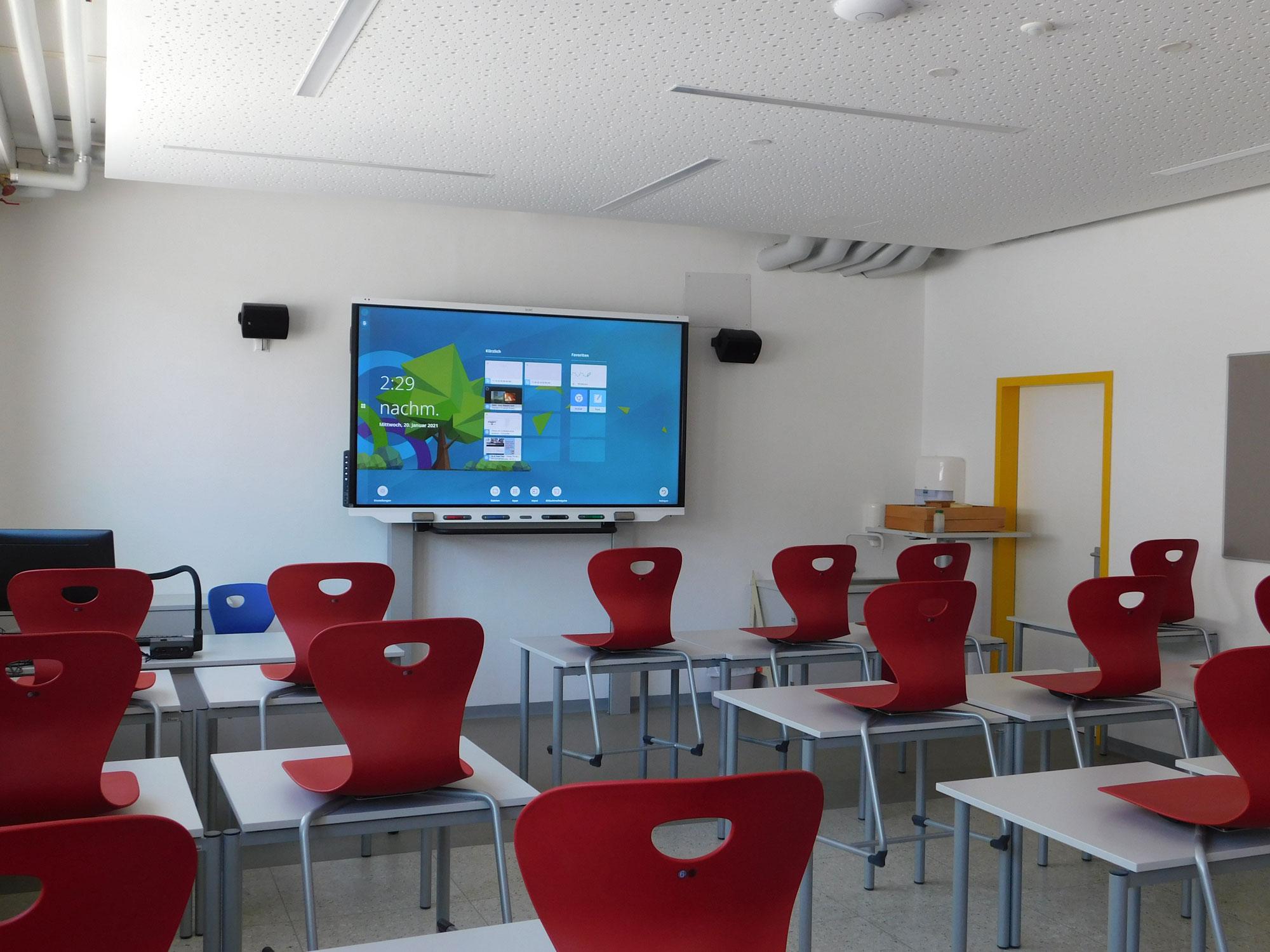 SMART-Boards - Distance Learning - Digitaler Unterricht - Lernsoftware - Medientechnik für Schulen I AVsolutions