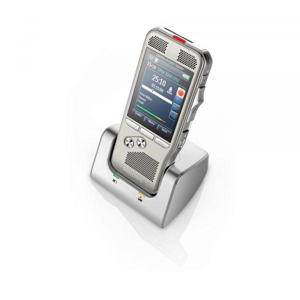 Philips PocketMemo DPM8000 professionelles Diktiergerät I AVsolutions
