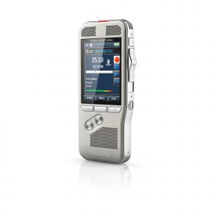 Philips PocketMemo DPM8000 professionelles Diktiergerät I AVsolutions
