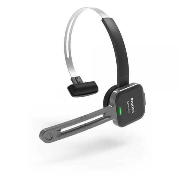 Philips Diktiersysteme Arztpraxis Krankenhaus Anwalt - Headset mit Dockingstation - kabellos - PSM6300 - PSM 6500 I AVsolutions