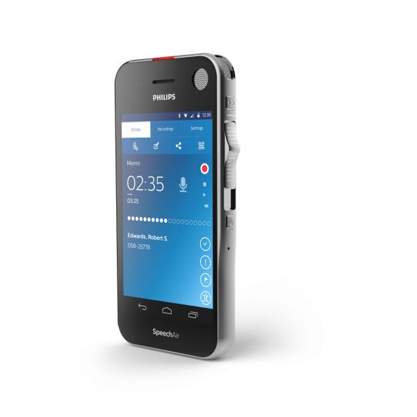 Philips Dictation - Speechair - Smartes Diktiergerät inklusive Software SpeechExec Pro I AVsolutions