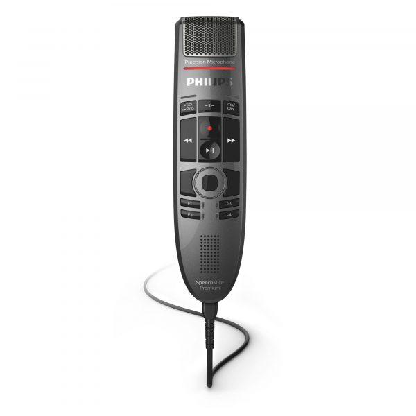 Philips Diktiersysteme Arztpraxis Krankenhaus Anwalt - Diktiermikrofon - SMP3700 I AVsolutions