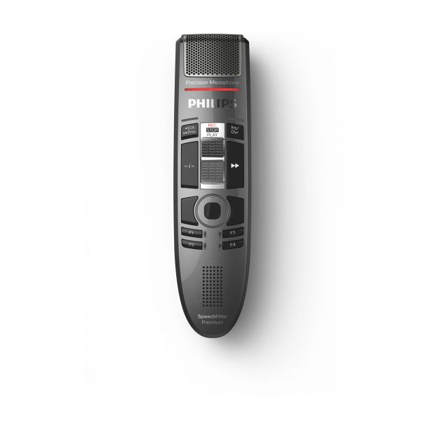 Philips Diktiersysteme Arztpraxis Krankenhaus Anwalt - Diktiermikrofon - SMP3710 - SMP3810 I AVsolutions